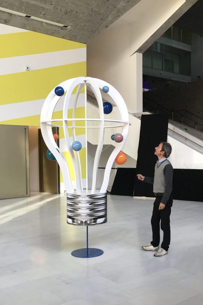 Installazioni all'Università Bocconi
