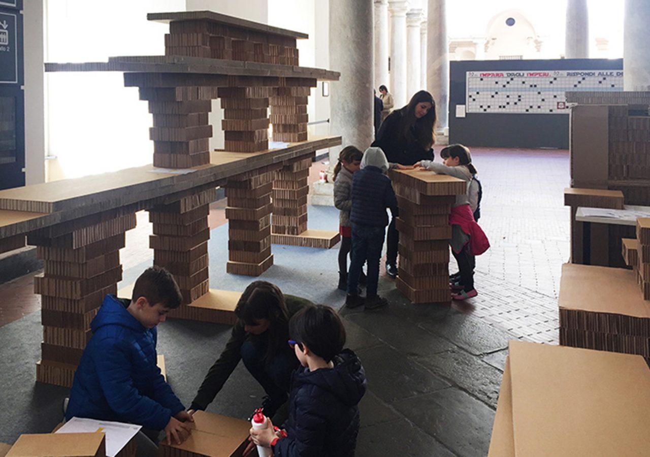 workshop per bambini