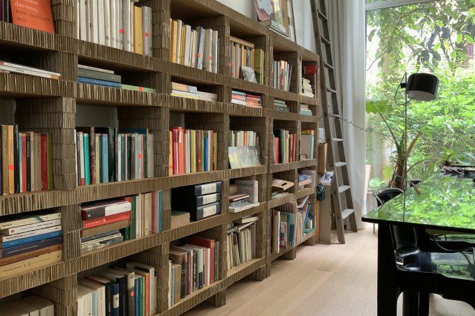 libreria da ufficio ecologica