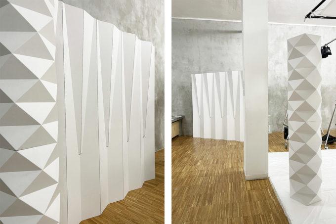 pareti modulari