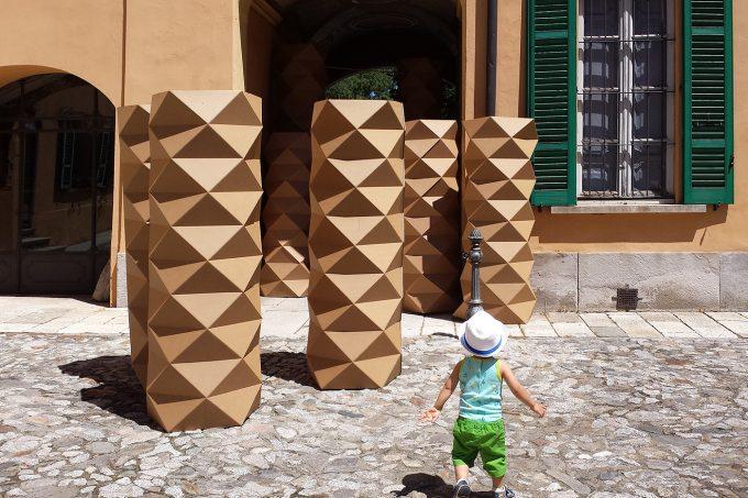scultura ecologica